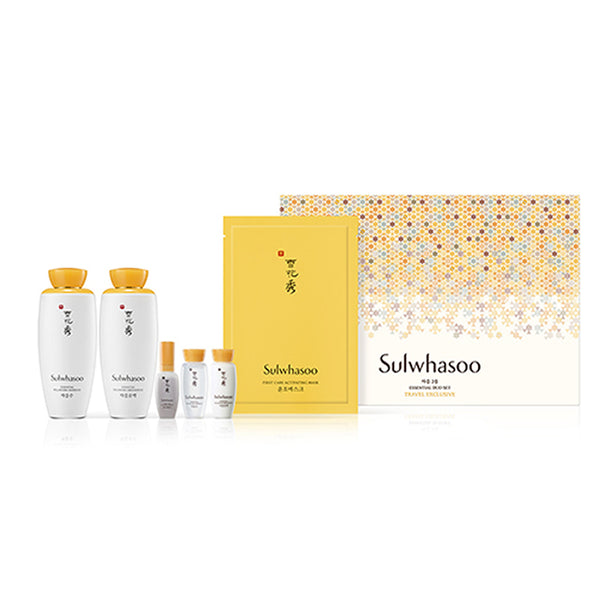 Essential Duo Special Set [Balancing Water + Emulsion]
