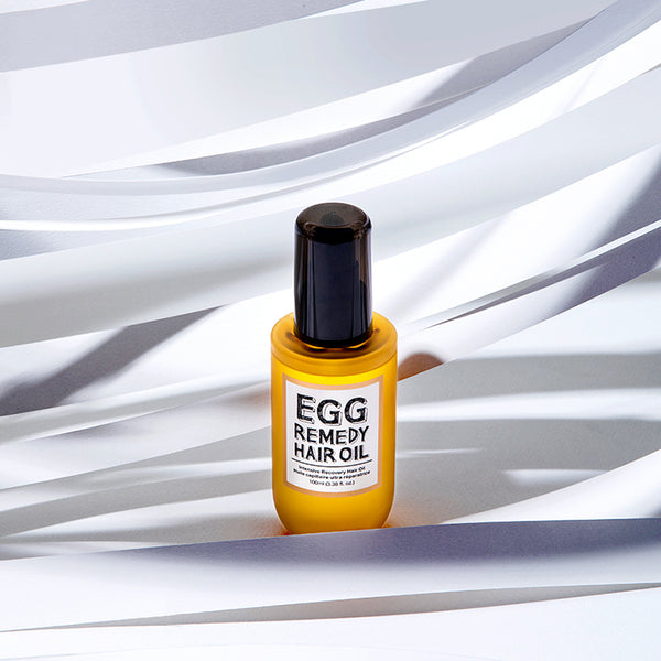 Egg Remedy Hair Oil