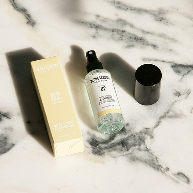 Dress & Living Clear Perfume [#02 Coco Conut]