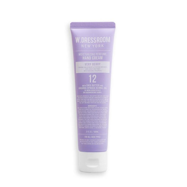 Moisturising Perfume Hand Cream [#12 Very Berry]