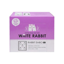 Rabbit Embo Cotton Pads