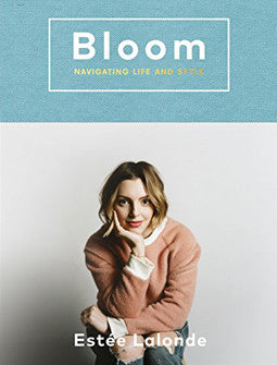 Bloom features Estee Lalonde's favourite MV Organic Skincare