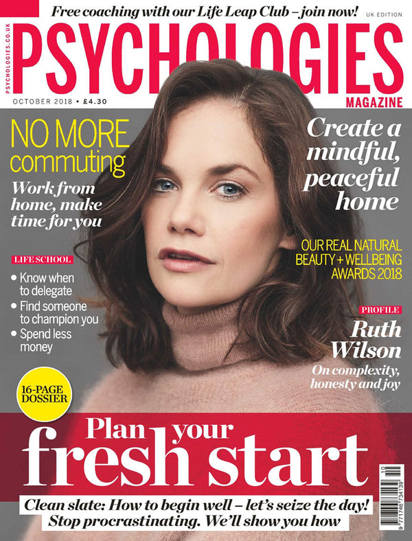 Psychologies Real Natural Awards Winner
