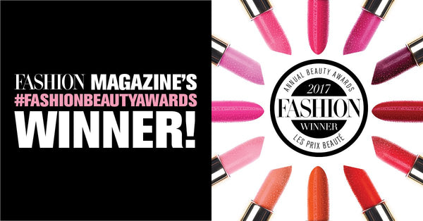 FASHION's Annual Beauty Awards | 2017's Best Products and Innovations