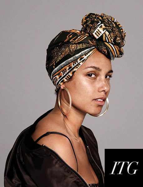 Into the Gloss Alicia Keys No Makeup Look | MV Organic Skincare