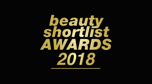 BEAUTY SHORTLIST AWARDS 2018 | Winner 6 Categories
