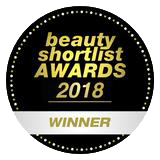 Beauty Shortlist Winner 2018 Award Winning Organic Skin Care