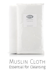 Shop the MV Organic Skincare Muslin Cleansing Cloth
