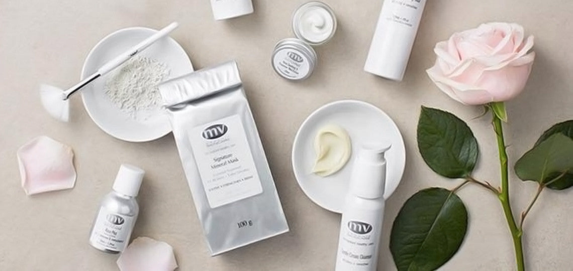 MV Organic Skincare range at Cult Beauty