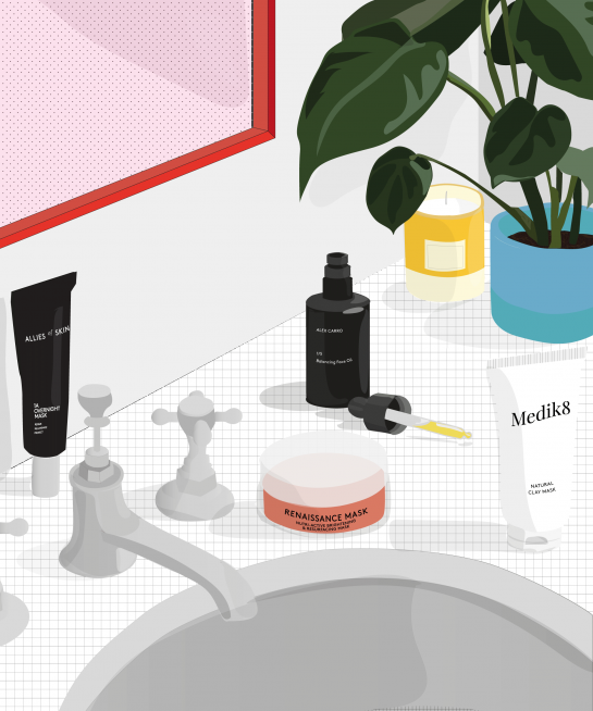 Everything Team Refinery29 Uses For An At-Home Facial
