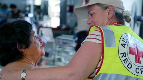 Australian Red Cross Bushfire Appeal