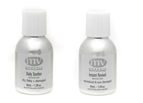 Two good 'repair'oils from the MV range