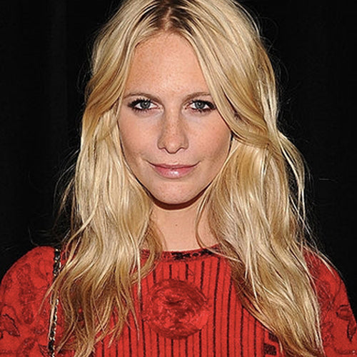 Poppy Delevingne swears by Australian Facialist Sharon McGlinchey and her organic skincare