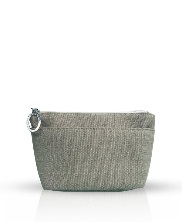 MV Organic Linen Travel Bag
