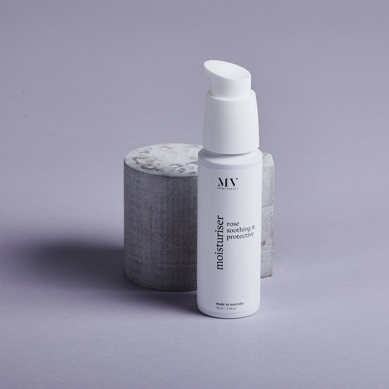 Rose Soothing & Protective Moisturiser