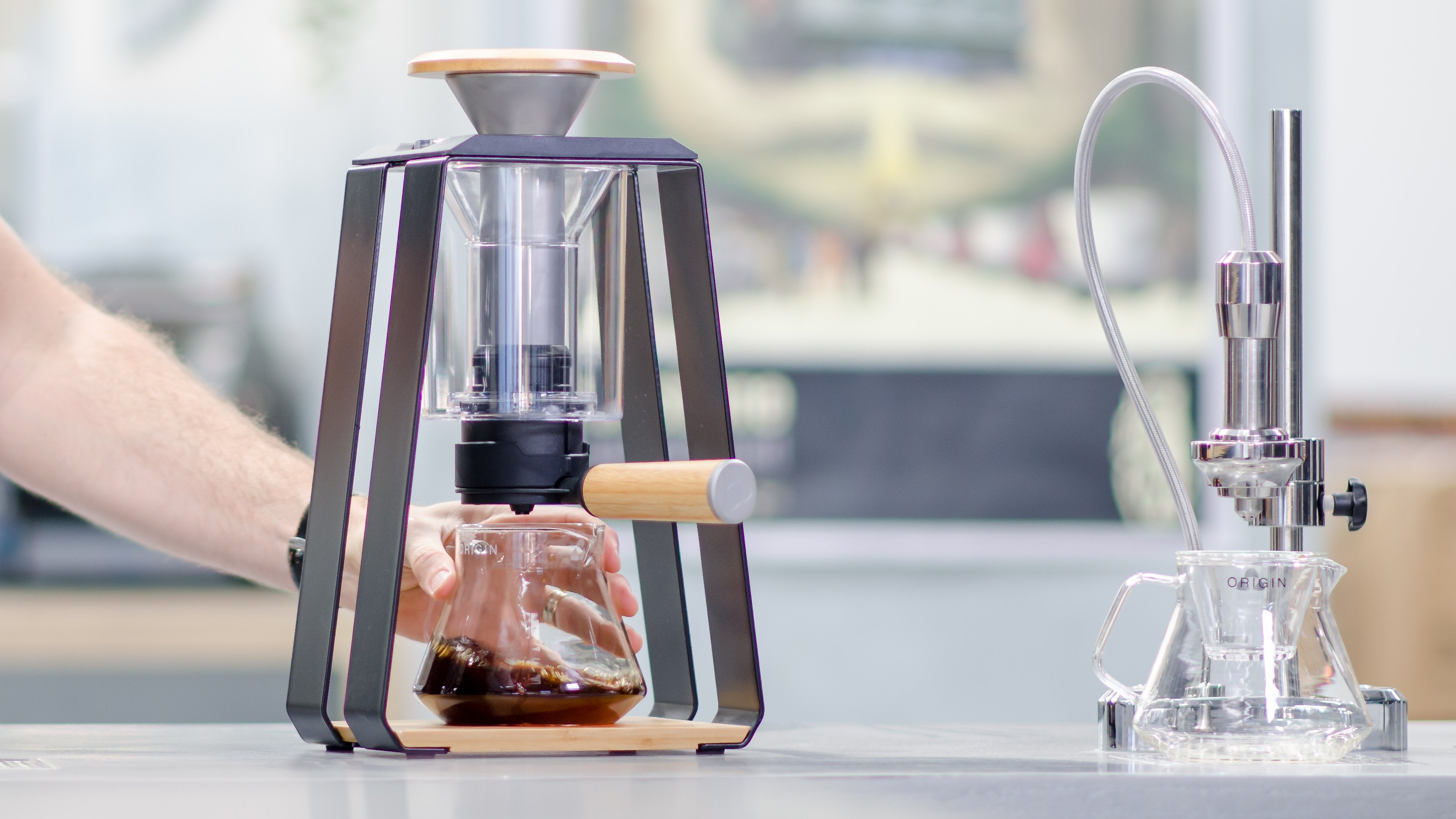 Origin Decanter.