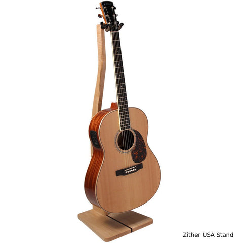 Zither Guitar Stand