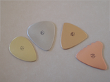 Value Pack - 4 metal guitar picks