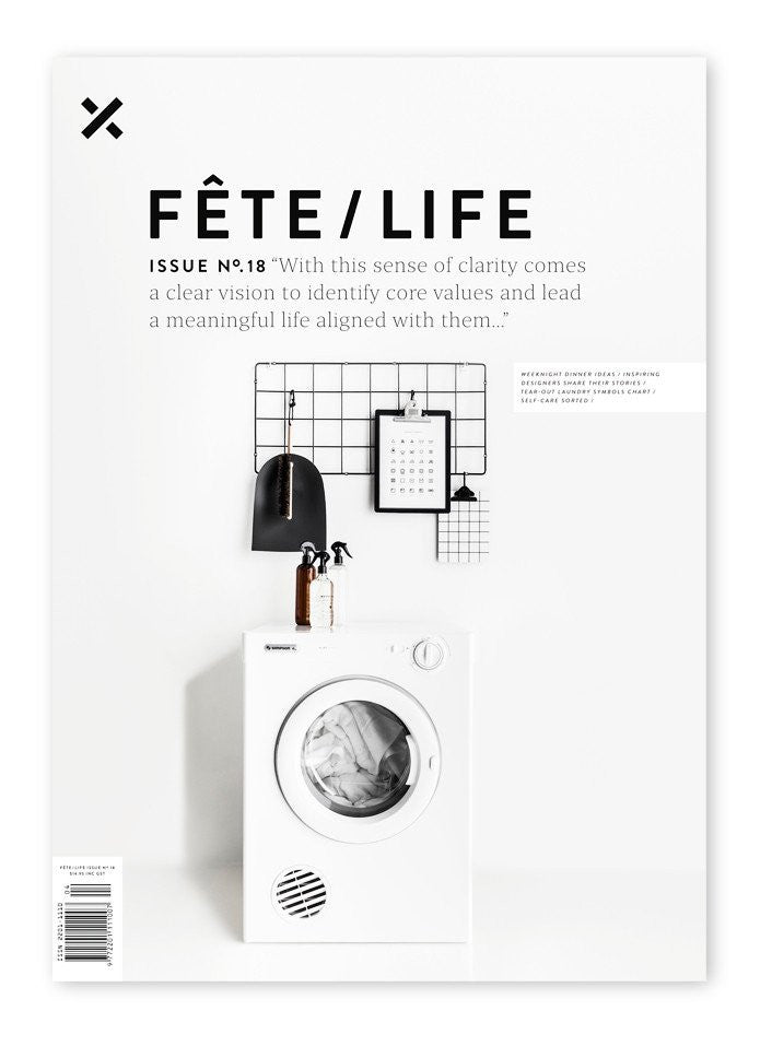 FETE MAGAZINE ISSUE 18
