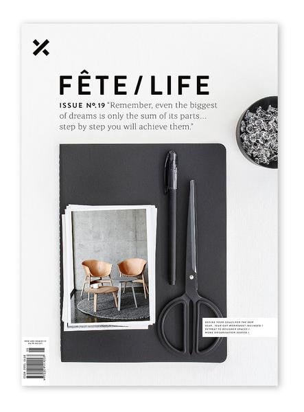 FETE MAGAZINE ISSUE 19