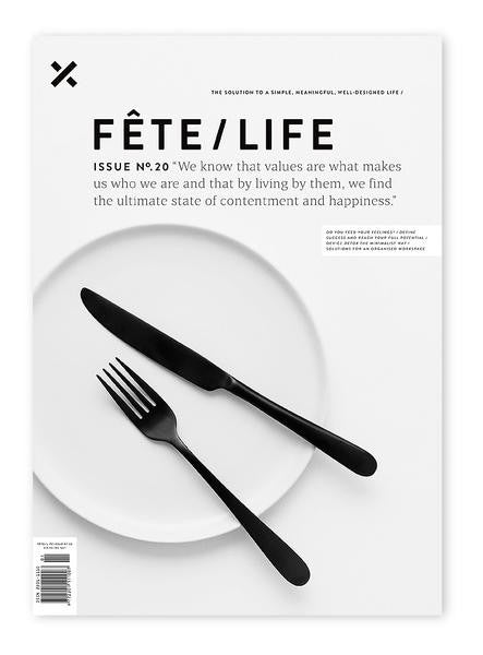 FETE MAGAZINE ISSUE 20