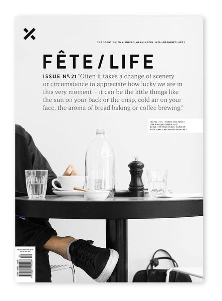 FETE MAGAZINE ISSUE 21