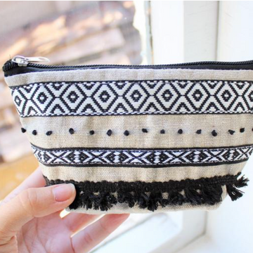 Trousse à maquillage - Boho
