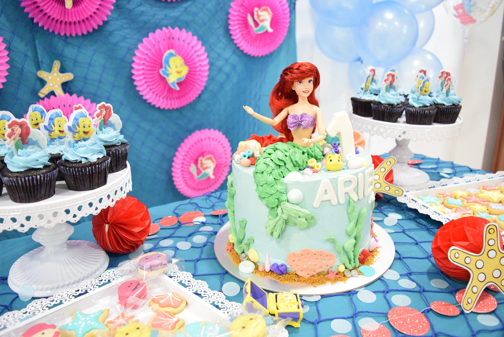 Pleasing Birthday Party Ideas Ocean Under The Sea Party Theme Sunday Largest Home Design Picture Inspirations Pitcheantrous