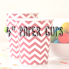 "4"" Paper Cups"