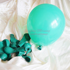 5 Inch Latex Balloon (Green)