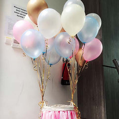 "24"" Customised Balloon + 20 Latex Balloons"