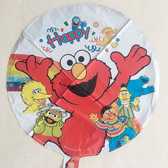 Cartoon Foil Balloons