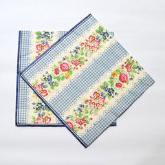 English Flower Garden Party Napkins