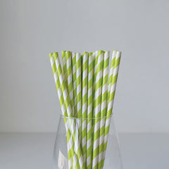 Stripes Straws
