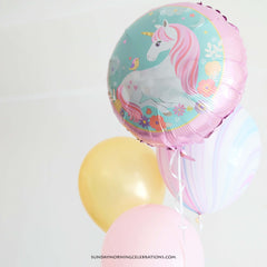 "Unicorn 18"" Foil Balloon"