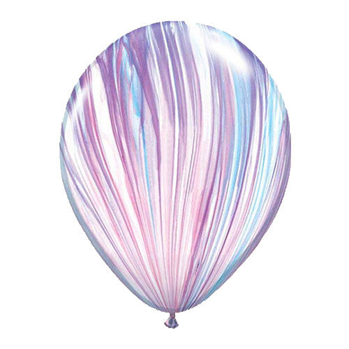 "12"" Marbled Balloon (Unicorn)"