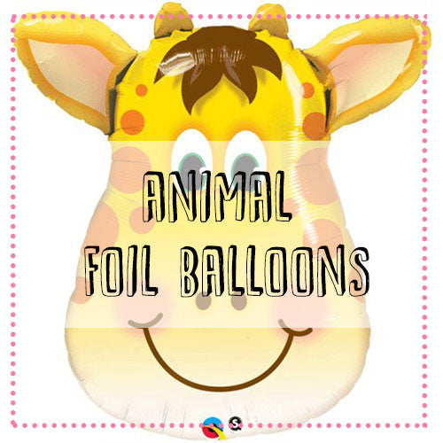 Animal Foil Balloon (30 - 32 inch)