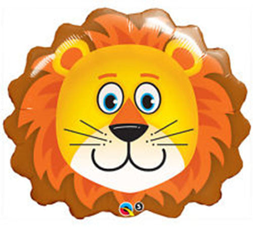 Lion Foil Balloon (30 inch)