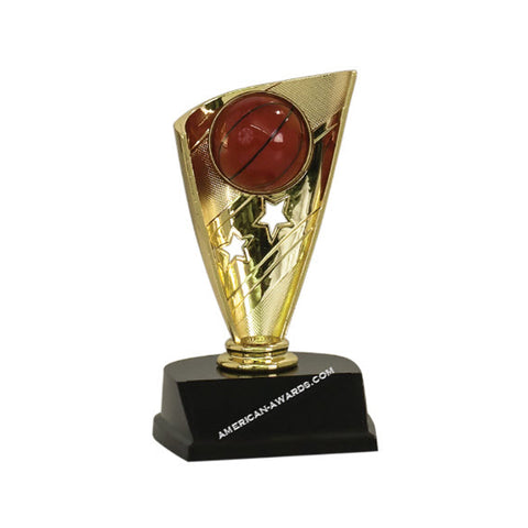 6S1107 | Basketball Trophy