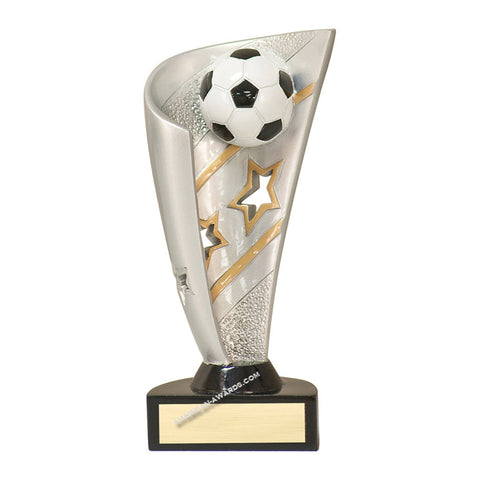 7S1001 | 3D Resin Soccer Trophy