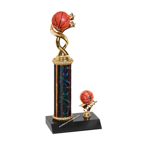 7S1202 | Basketball Trophy for $ 9.50 at American Trophy & Award Company - Los Angeles, CA 90022