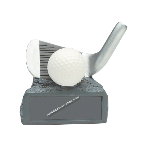 Golf Resin Award |  Style 7S3404
