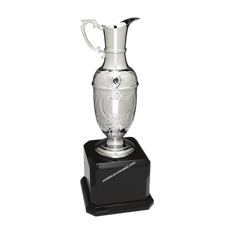 Silver Chased Cup Trophy | Style 7S3501
