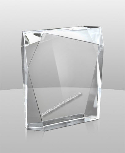 A-905P Acrylic Jeweled Paperweight - American Trophy & Award Company - Los Angeles, CA 90022