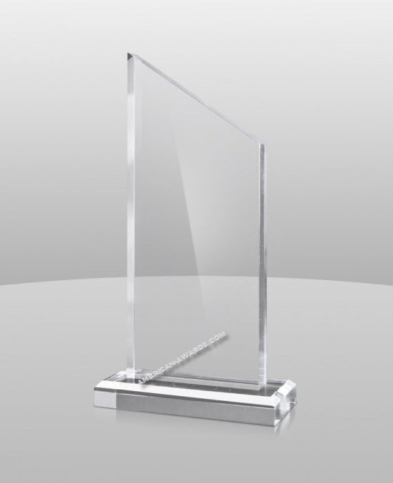 A-815 Acrylic Summit Award - American Trophy & Award Company-Los Angeles, CA 92880