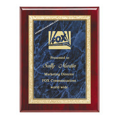 AP19-B Rosewood Piano-finish Award Plaque-American Trophy & Award Company-Los Angeles, CA 90012
