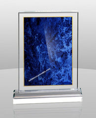 AT-705 Color Acrylic Standing Plaque - American Trophy & Award Company - Los Angeles, CA 90022