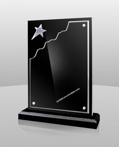 A-730 | Acrylic Star Plaque for $ 42.95 at American Trophy & Award Company - Los Angeles, CA 90022