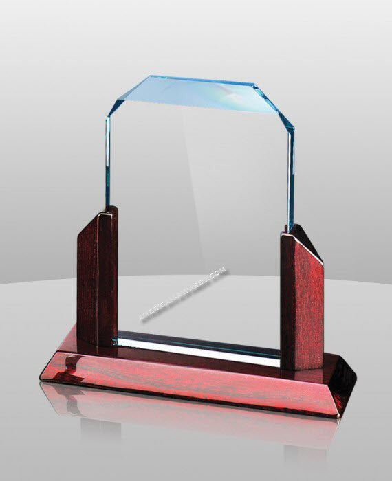 AT750 Achievement Series Acrylic Award - American Trophy & Award Company - Los Angeles, CA 90022