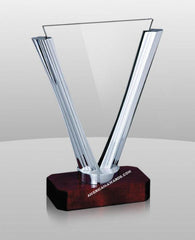 AT-813 Acrylic Triumph Award - American Trophy & Award Company - Los Angeles, CA 90022